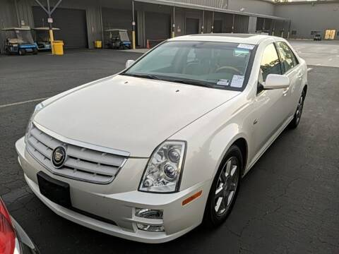 2005 Cadillac STS for sale at A.I. Monroe Auto Sales in Bountiful UT