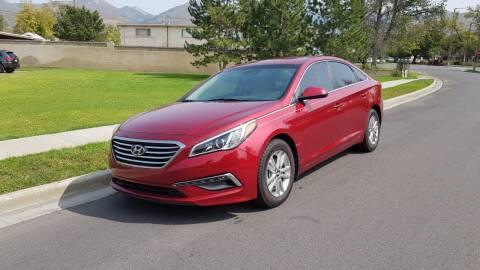 2015 Hyundai Sonata for sale at A.I. Monroe Auto Sales in Bountiful UT