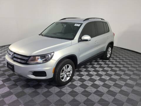 2015 Volkswagen Tiguan for sale at A.I. Monroe Auto Sales in Bountiful UT