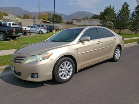 2010 Toyota Camry for sale at A.I. Monroe Auto Sales in Bountiful UT