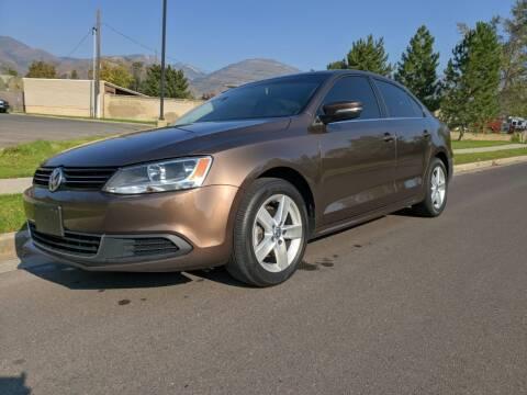 2014 Volkswagen Jetta for sale at A.I. Monroe Auto Sales in Bountiful UT