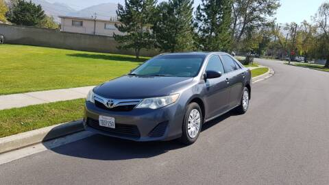 2013 Toyota Camry for sale at A.I. Monroe Auto Sales in Bountiful UT