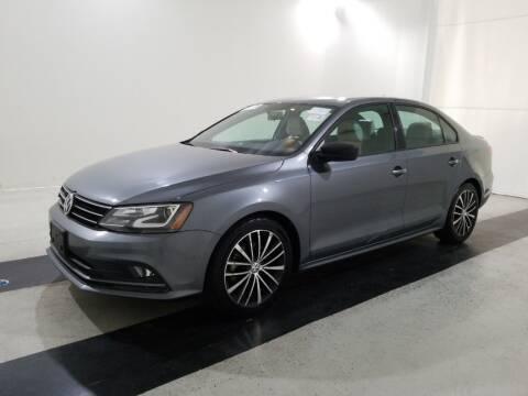 2016 Volkswagen Jetta for sale at A.I. Monroe Auto Sales in Bountiful UT