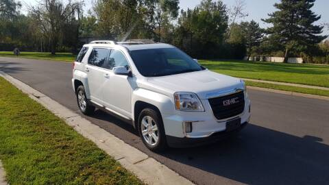 2016 GMC Terrain for sale at A.I. Monroe Auto Sales in Bountiful UT