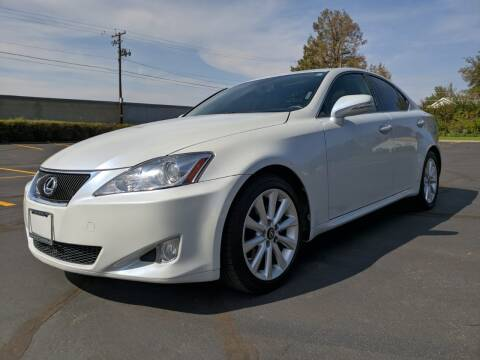 2010 Lexus IS 250 for sale at A.I. Monroe Auto Sales in Bountiful UT