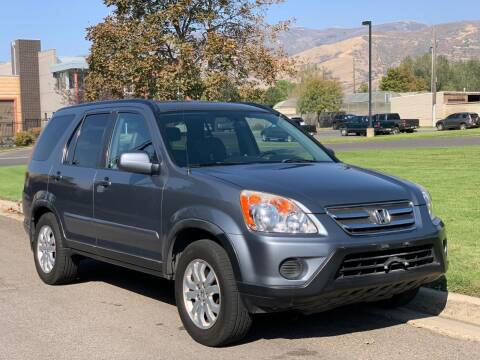 2006 Honda CR-V for sale at A.I. Monroe Auto Sales in Bountiful UT