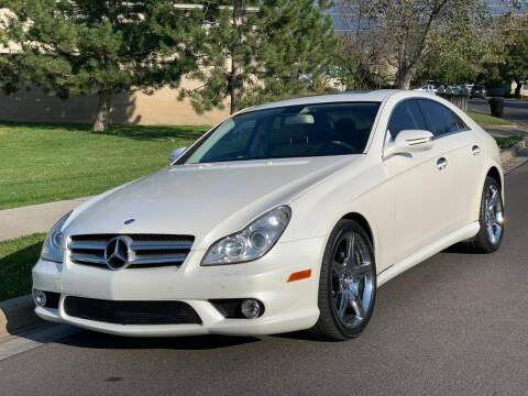 2011 Mercedes-Benz CLS for sale at A.I. Monroe Auto Sales in Bountiful UT