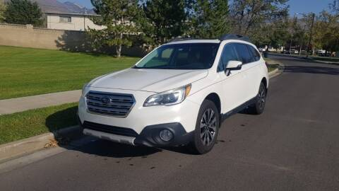 2015 Subaru Outback for sale at A.I. Monroe Auto Sales in Bountiful UT