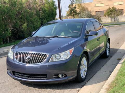 2013 Buick LaCrosse for sale at A.I. Monroe Auto Sales in Bountiful UT