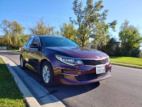 2016 Kia Optima for sale at A.I. Monroe Auto Sales in Bountiful UT