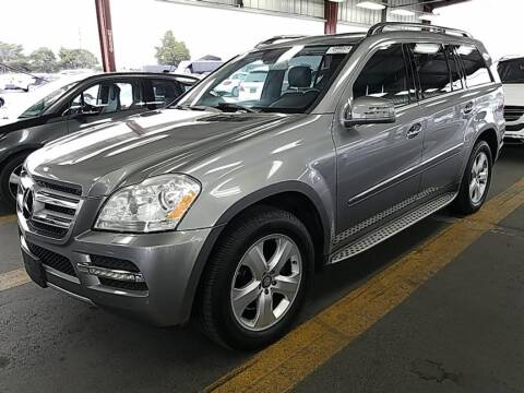 2012 Mercedes-Benz GL-Class for sale at A.I. Monroe Auto Sales in Bountiful UT