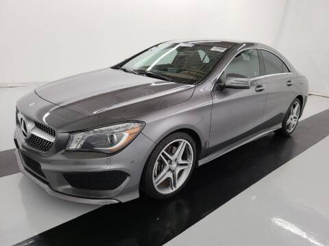 2014 Mercedes-Benz CLA for sale at A.I. Monroe Auto Sales in Bountiful UT