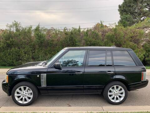 2007 Land Rover Range Rover for sale at A.I. Monroe Auto Sales in Bountiful UT