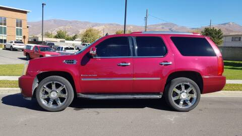 2007 Cadillac Escalade for sale at A.I. Monroe Auto Sales in Bountiful UT