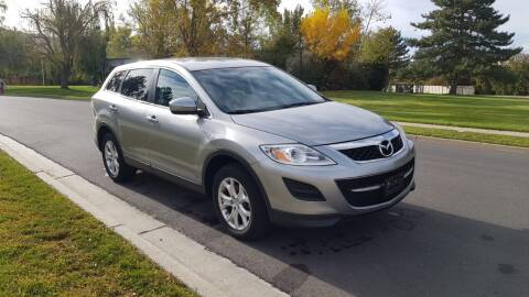 2012 Mazda CX-9 for sale at A.I. Monroe Auto Sales in Bountiful UT