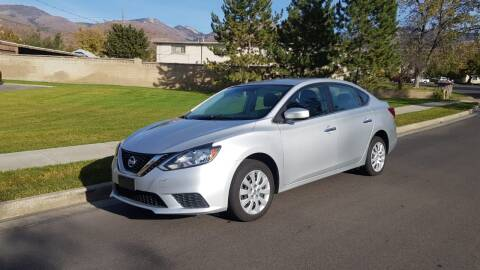 2017 Nissan Sentra for sale at A.I. Monroe Auto Sales in Bountiful UT
