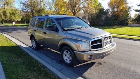 2006 Dodge Durango for sale at A.I. Monroe Auto Sales in Bountiful UT
