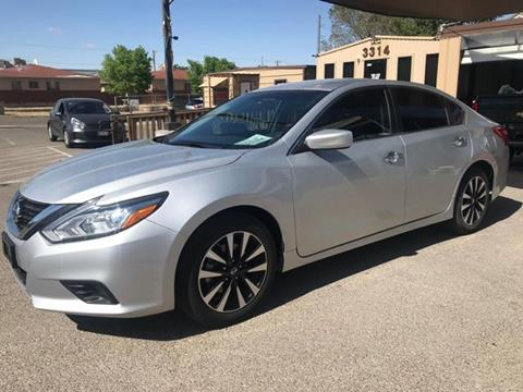 2018 Nissan Altima for sale in El Paso, TX