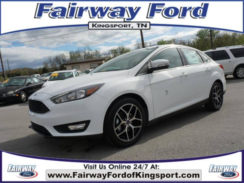 2018 Ford Focus SEL In Kingsport TN - Fairway Volkswagen