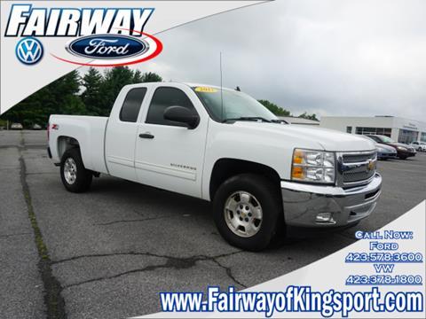 Chevrolet Silverado 1500 For Sale in Kingsport, TN - Fairway