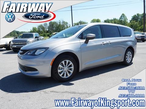 2018 Chrysler Pacifica for sale in Kingsport, TN