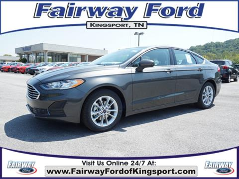 2019 Ford Fusion for sale in Kingsport, TN