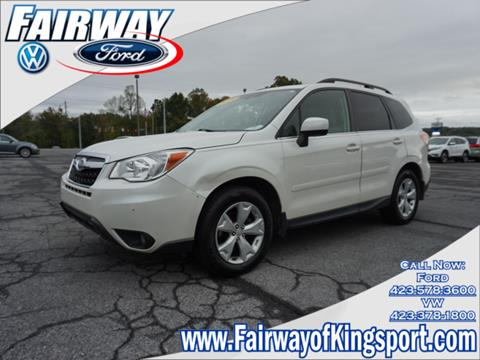 2015 Subaru Forester for sale in Kingsport, TN