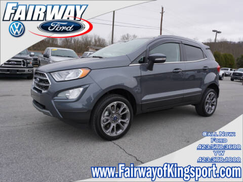 2019 Ford EcoSport for sale in Kingsport, TN