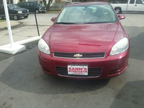 2008 Chevrolet Impala for sale in Baltimore, MD