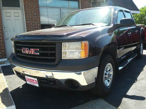 2008 GMC Sierra 1500 for sale in Baltimore, MD