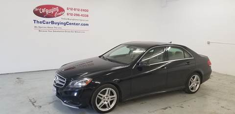 2014 Mercedes-Benz E-Class for sale in St Louis Park, MN