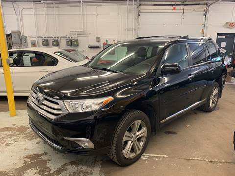 2011 Toyota Highlander for sale at The Car Buying Center in St Louis Park MN