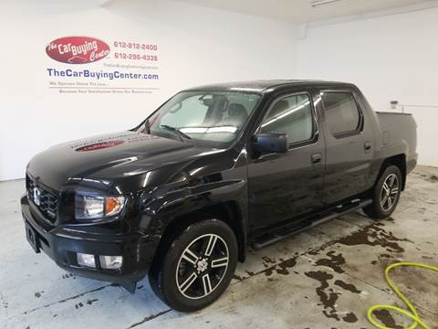 2013 Honda Ridgeline for sale at The Car Buying Center in St Louis Park MN