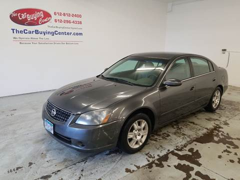 2005 Nissan Altima for sale at The Car Buying Center in St Louis Park MN