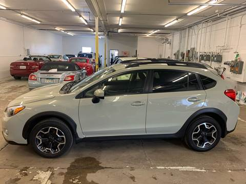 2015 Subaru XV Crosstrek for sale at The Car Buying Center in St Louis Park MN