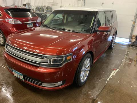 2014 Ford Flex for sale at The Car Buying Center in St Louis Park MN