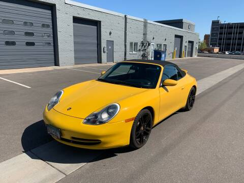 2000 Porsche 911 for sale at The Car Buying Center in St Louis Park MN