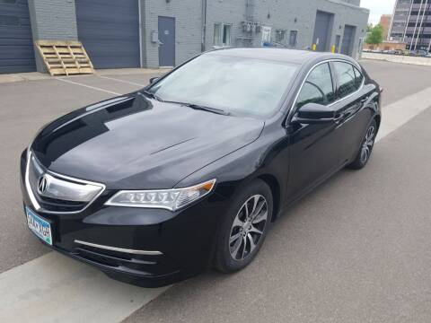2017 Acura TLX for sale at The Car Buying Center in St Louis Park MN