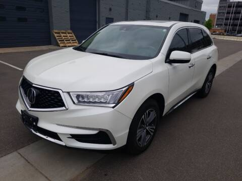 2017 Acura MDX for sale at The Car Buying Center in St Louis Park MN