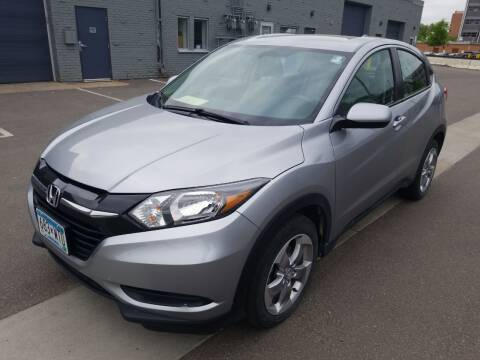2017 Honda HR-V for sale at The Car Buying Center in St Louis Park MN