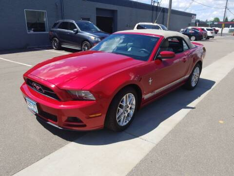 2013 Ford Mustang for sale at The Car Buying Center in St Louis Park MN