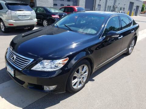2011 Lexus LS 460 for sale at The Car Buying Center in St Louis Park MN