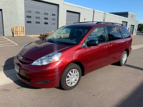 2008 Toyota Sienna for sale at The Car Buying Center in St Louis Park MN