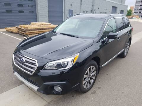2017 Subaru Outback for sale at The Car Buying Center in St Louis Park MN