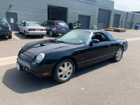 2003 Ford Thunderbird for sale at The Car Buying Center in St Louis Park MN
