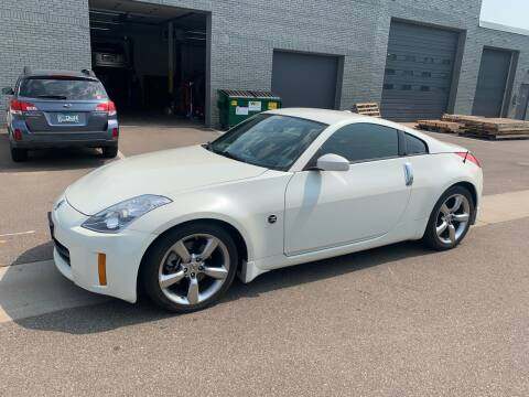 2008 Nissan 350Z for sale at The Car Buying Center in St Louis Park MN