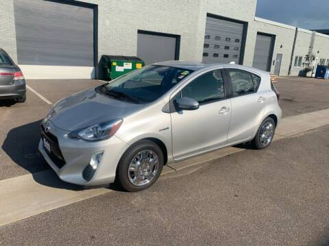2016 Toyota Prius c for sale at The Car Buying Center in St Louis Park MN