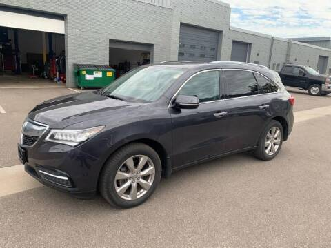 2016 Acura MDX for sale at The Car Buying Center in St Louis Park MN