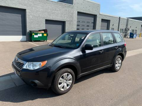 2009 Subaru Forester for sale at The Car Buying Center in St Louis Park MN