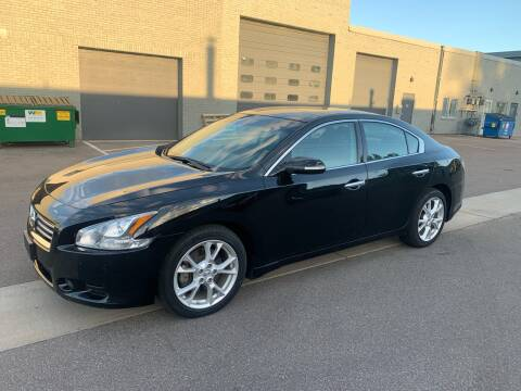 2014 Nissan Maxima for sale at The Car Buying Center in St Louis Park MN